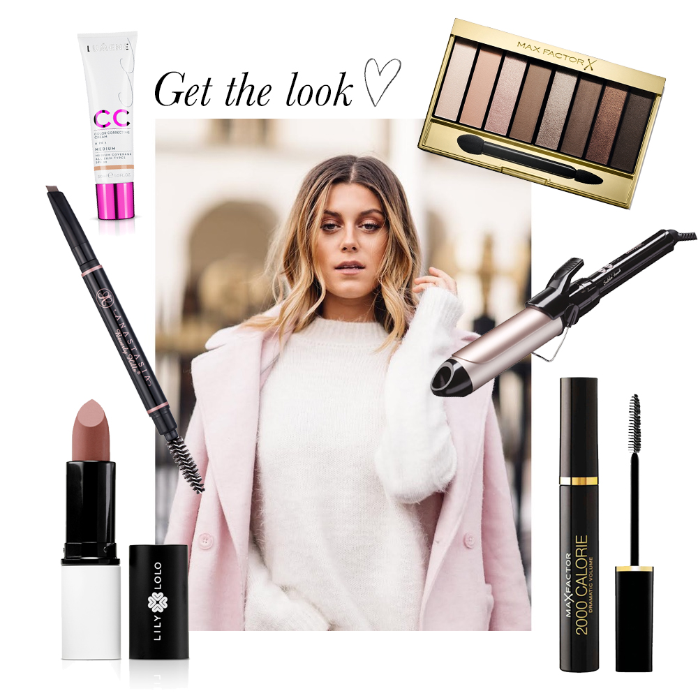 GET THE LOOK - BIANCA ELLOS